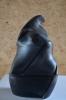 Beeld Abstract zwart_Theo van Ouwerkerk