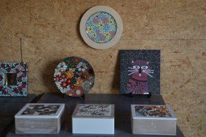 Mozaiek expositie 2016
