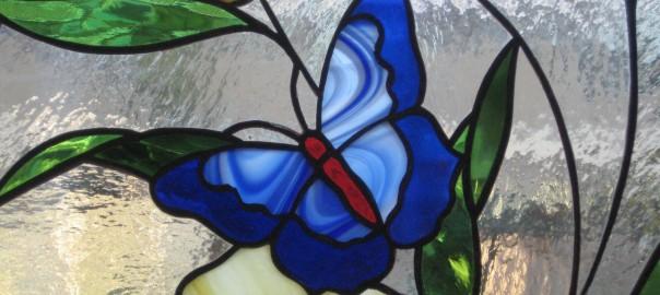 Vlinder Tiffany